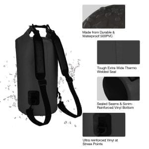 Waterproof Dry Bag Backpack 4