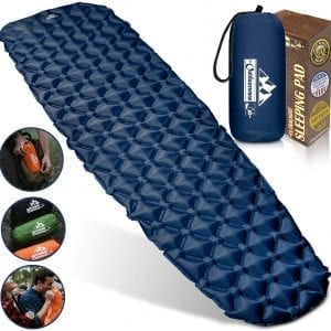 ultralight inflatable sleeping mat