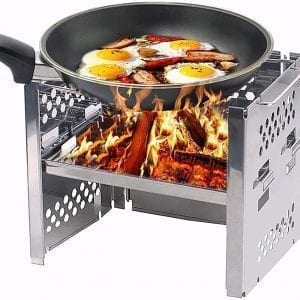 lightweight camping stoves