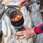 motorcycle camping cookware