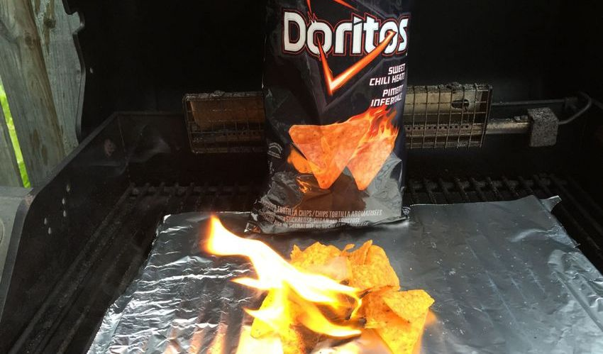 Doritos Fire