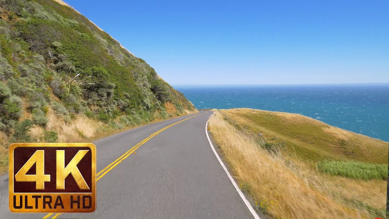 California Scenic Motorcycle Cruise