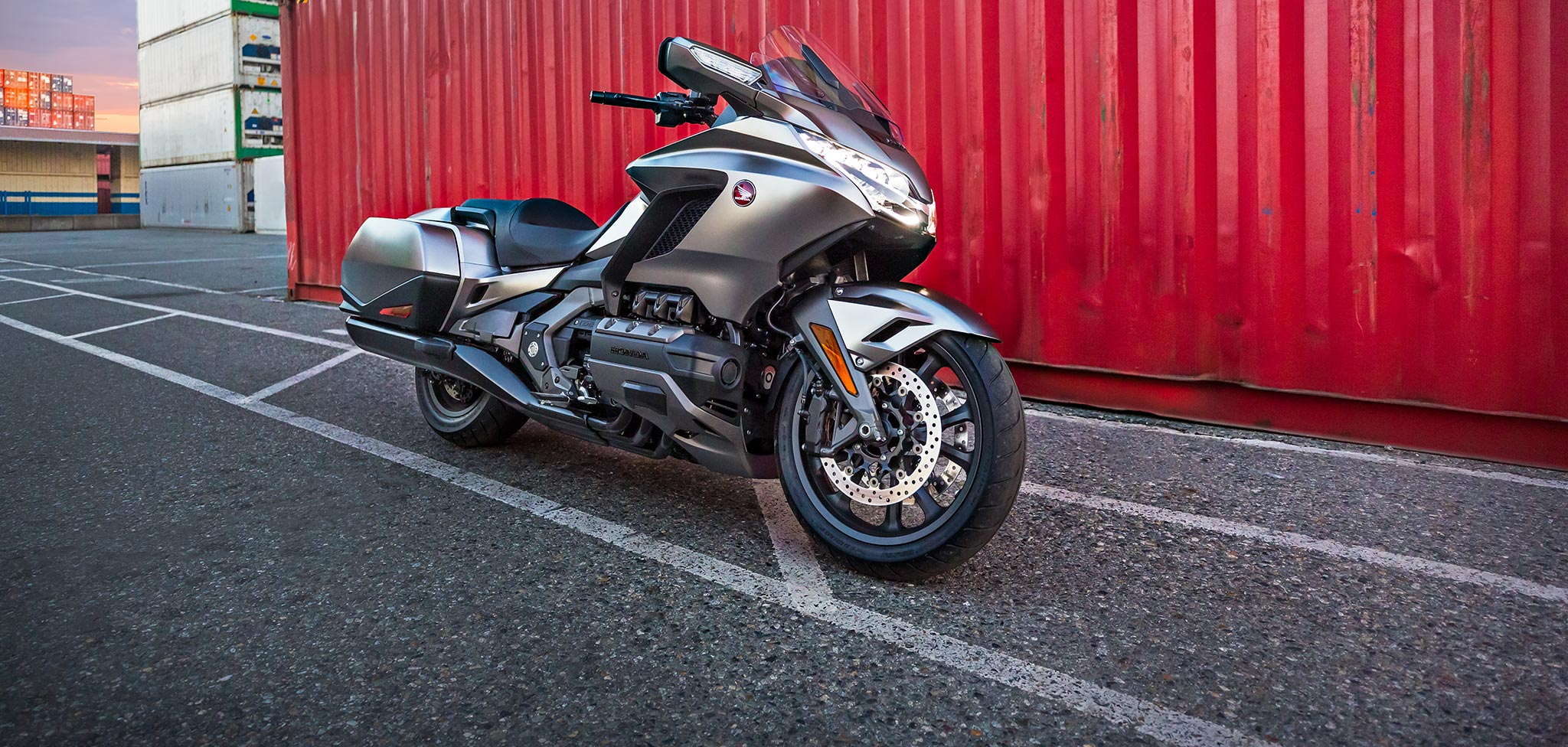 2020 Goldwing silver