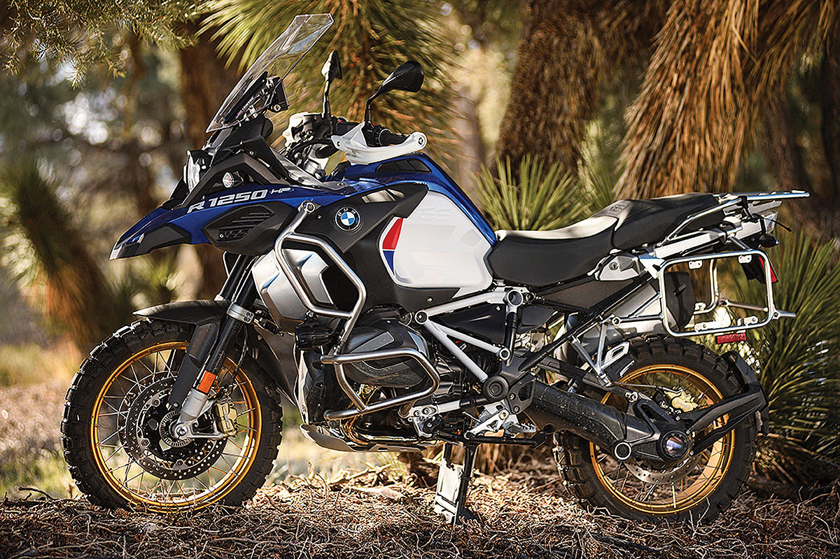 2020 BMW R1250GS Adventure 2