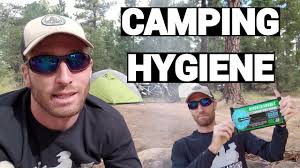 camping hygiene