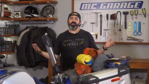 motorcycle camping gear essentials