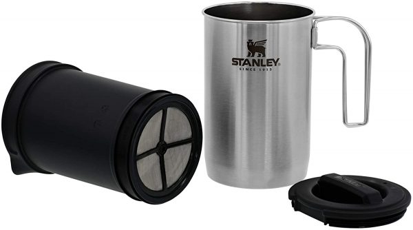 Stanley Adventure All-In-One Boil + Brew French Press