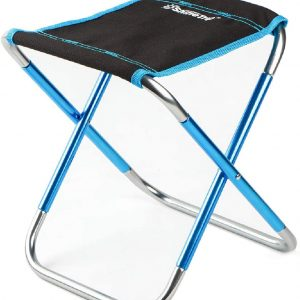 Motorcycle Camping Chair Compact Heavy Duty Folding Seat